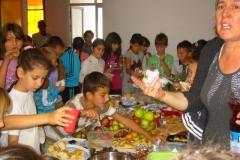 Дечја недеља 2011. - Дан Здраве хране
