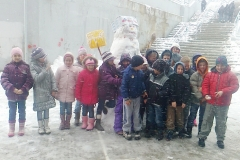 Први снег